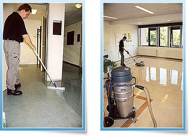 Reiniging van linoleum marmoleum en pvc vloerbedekking